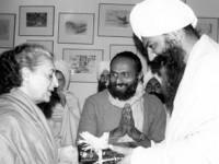 YB and Indira Gandhi 73?