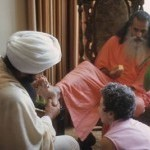 Yogi Bhajan reaches out to Swami Satchidananda